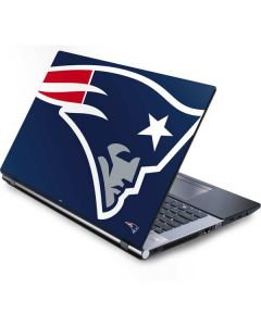 New England Patriots Large Logo Generic Laptop Skin