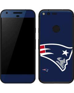 New England Patriots Large Logo Google Pixel XL Skin