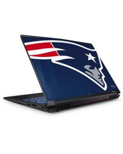 New England Patriots Large Logo GP62X Leopard Gaming Laptop Skin