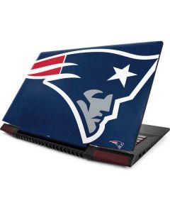 New England Patriots Large Logo Lenovo Ideapad Skin