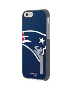 New England Patriots Large Logo Incipio DualPro Shine iPhone 6 Skin