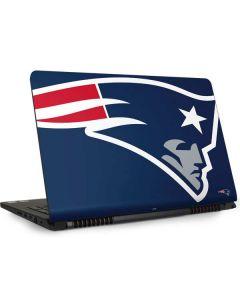 New England Patriots Large Logo Dell Inspiron Skin