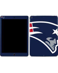 New England Patriots Large Logo Apple iPad Air Skin