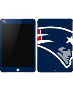 New England Patriots Large Logo Apple iPad Mini Skin