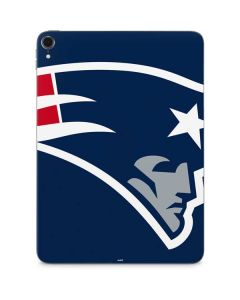 New England Patriots Large Logo Apple iPad Pro Skin