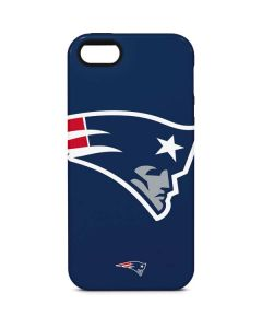 New England Patriots Large Logo iPhone 5/5s/SE Pro Case