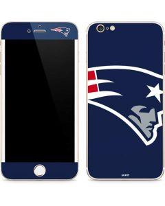 New England Patriots Large Logo iPhone 6/6s Plus Skin