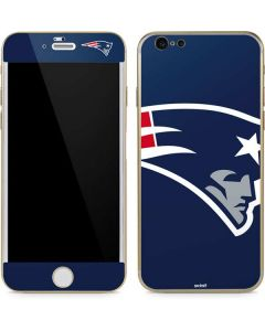 New England Patriots Large Logo iPhone 6/6s Skin