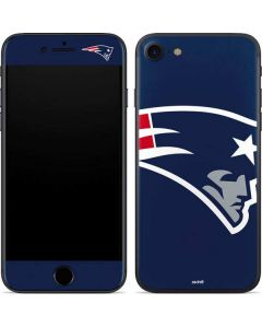 New England Patriots Large Logo iPhone 7 Skin