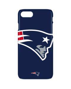 New England Patriots Large Logo iPhone 8 Lite Case