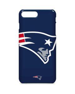 New England Patriots Large Logo iPhone 8 Plus Lite Case