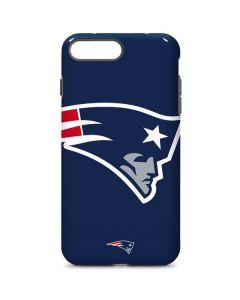 New England Patriots Large Logo iPhone 8 Plus Pro Case