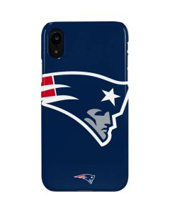 New England Patriots Large Logo iPhone XR Lite Case