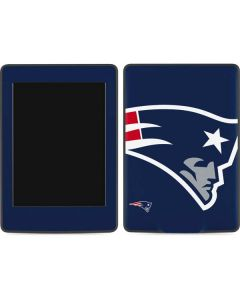 New England Patriots Large Logo Amazon Kindle Skin