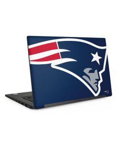 New England Patriots Large Logo Dell Latitude Skin