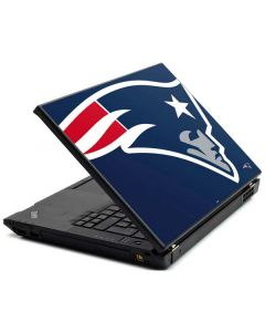 New England Patriots Large Logo Lenovo T420 Skin
