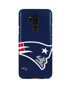 New England Patriots Large Logo LG G7 ThinQ Pro Case