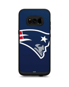 New England Patriots Large Logo LifeProof Fre Galaxy Skin