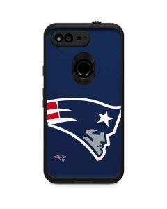 New England Patriots Large Logo LifeProof Fre Google Skin