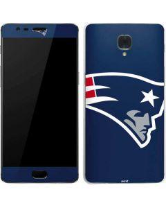 New England Patriots Large Logo OnePlus 3 Skin