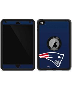 New England Patriots Large Logo Otterbox Defender iPad Skin