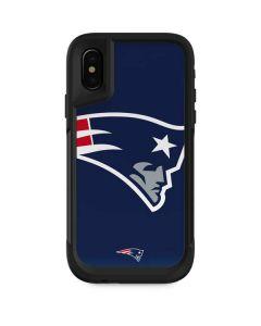 New England Patriots Large Logo Otterbox Pursuit iPhone Skin