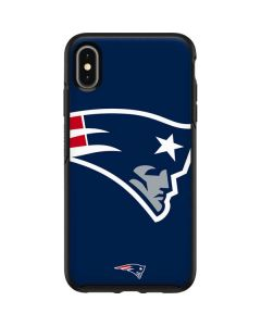 New England Patriots Large Logo Otterbox Symmetry iPhone Skin