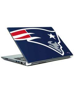 New England Patriots Large Logo Portege Z30t/Z30t-A Skin