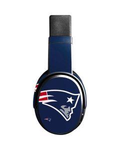 New England Patriots Large Logo Skullcandy Crusher Wireless Skin