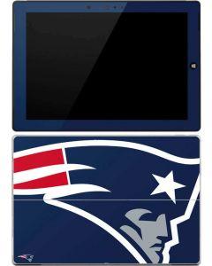 New England Patriots Large Logo Surface 3 Skin