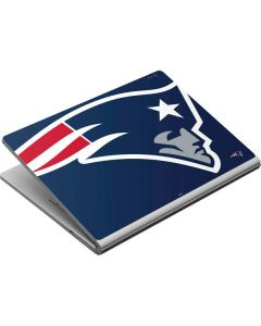 New England Patriots Large Logo Surface Book Skin