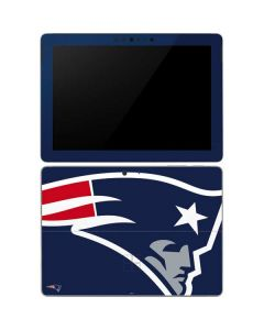 New England Patriots Large Logo Surface Go Skin
