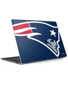 New England Patriots Large Logo Surface Laptop 2 Skin