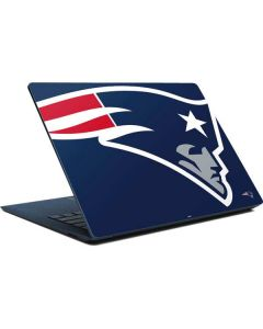 New England Patriots Large Logo Surface Laptop Skin