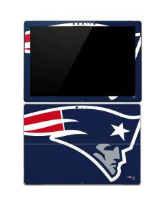 New England Patriots Large Logo Surface Pro 4 Skin