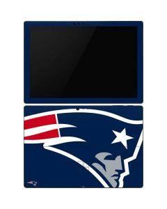 New England Patriots Large Logo Surface Pro 6 Skin