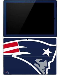 New England Patriots Large Logo Surface Pro (2017) Skin