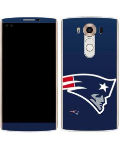 New England Patriots Large Logo V10 Skin