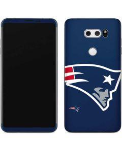 New England Patriots Large Logo V30 Skin