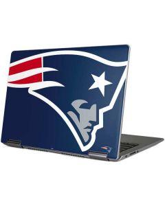 New England Patriots Large Logo Yoga 710 14in Skin