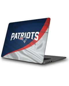 New England Patriots Apple MacBook Pro Skin