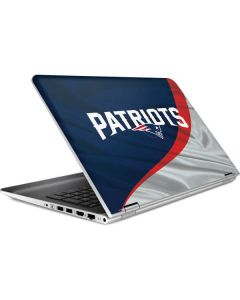 New England Patriots HP Pavilion Skin