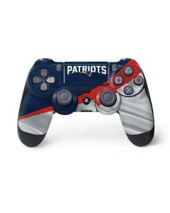 New England Patriots PS4 Controller Skin