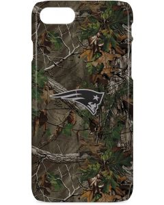 New England Patriots Realtree Xtra Green Camo iPhone 7 Lite Case