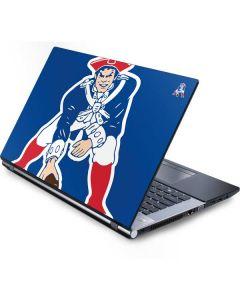 New England Patriots Retro Logo Generic Laptop Skin