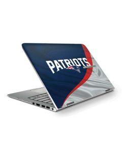 New England Patriots HP Stream Skin