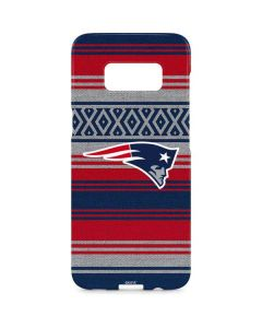 New England Patriots Trailblazer Galaxy S8 Plus Lite Case