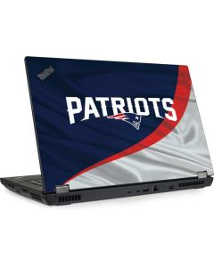 New England Patriots Lenovo ThinkPad Skin