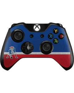 New England Patriots Vintage Xbox One Controller Skin