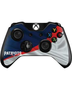 New England Patriots Xbox One Controller Skin